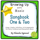 Songbook Collection: GUM Books 1 & 2