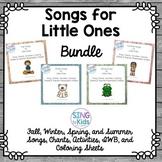 Songs & Activities for Little Ones Bundle