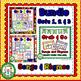Songs, Fingerplays, and Nursery Rhyme Cards Bundle Sets 1-