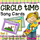 Songs for Preschool - Set 2