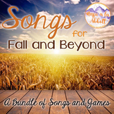 Autumn Music: Songs & Games for Fall and Beyond {A Growing Bundle}