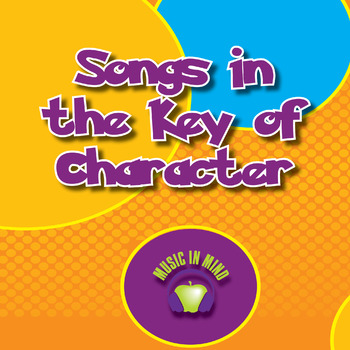 Songs In The Key Of Character (10 Lesson Music/Art Activity Bundle)