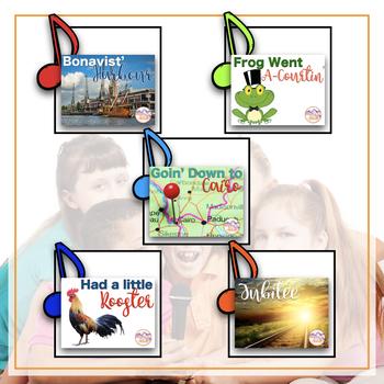 Songs We LOVE to Sing! Set #1 {A Growing Bundle}