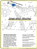 Songs about Weather