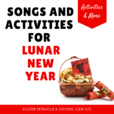 Songs and Activities for Chinese New Year