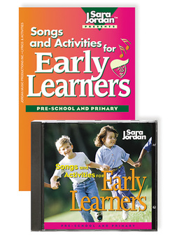 Songs and Activities for Early Learners, Digital Download