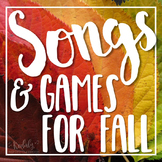 Fall / Halloween Songs and Activities