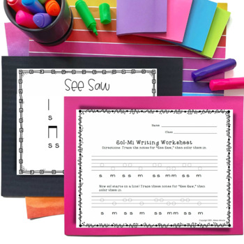 Songs and Activities to Teach Sol-Mi in the Music Room