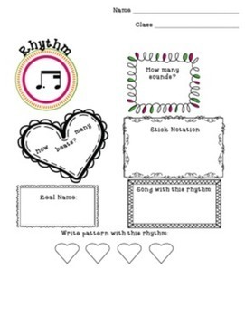 Songs and Activities to Teach Tim-ka