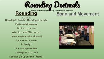 Songs and Chants for Teaching Math