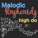 Songs and Flashcards for Teaching and Practicing high do