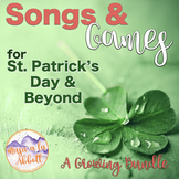 Songs and Games for St. Patrick's Day and Beyond {A Growin