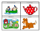 Songs and Nursery Rhymes Choice Cards