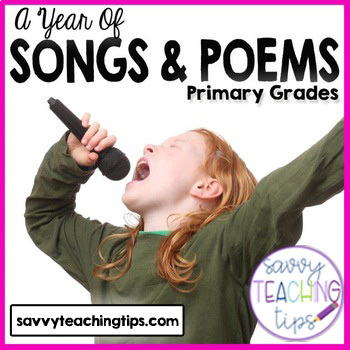 Songs and Poems for All Year