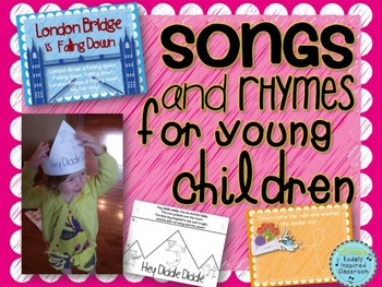 Songs and Rhymes for Young Children