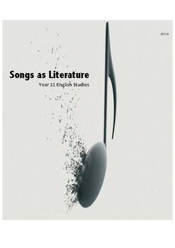 Songs as Literature