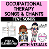 Occupational therapy Songs & chants for OT...washing hands distance learning