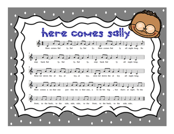 Songs for Black History Month: Here Comes Sally