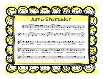 Songs for Black History Month: Jump Shamador