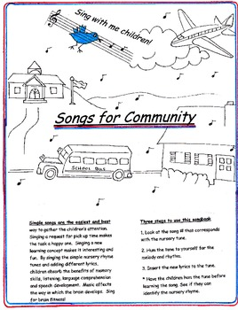 Songs for Community