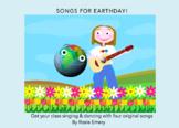 Songs for EarthDay