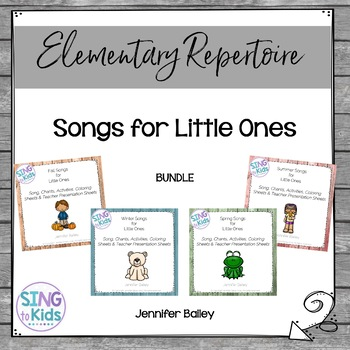 Songs for Little Ones: Preview
