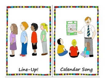 Songs for School:  12 Songs and Chants for the Whole School Day!