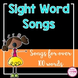 Songs to Teach Sight Words