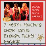 Peace on Earth Songs: Choir Perfect