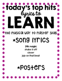 Songs for the Classroom: Popular Tracks