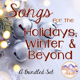 Christmas Music: Songs for the Holidays, Winter & Beyond {2015 Set}