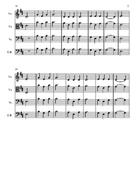 Songs from Around the World for Beginning Strings