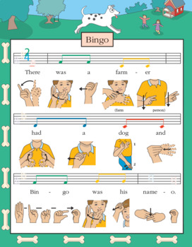Songs in Sign: Beginning Sign Language Series