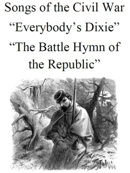 Songs of the Civil War: Primary Source Documents