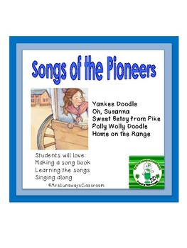 Songs of the Pioneers
