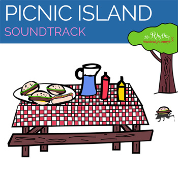 Songs to Sing When Going On a Picnic - Instant Download
