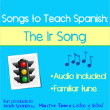 Songs to Teach Spanish:  The Ir Song