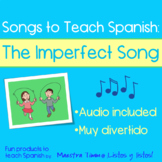 Songs to Teach Spanish:  The Imperfect Song