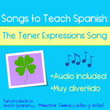 Songs to Teach Spanish:  The Tener Expressions Song