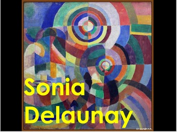 Sonia Delaunay and Rhythm Project Bundle