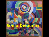 Sonia Delaunay and the Principle of Rhythm