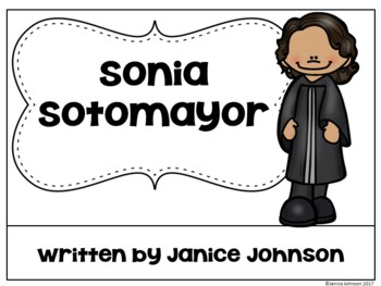 Sonia Sotomayor & Loreta Janeta Velázquez Readers {Bilingual Bundle}
