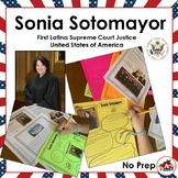 Celebrate Women's History Month: Sonia Sotomayor, Supreme Court Justice
