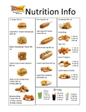 Sonic Nutrition