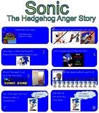 Sonic the Hedge Hog Social Story