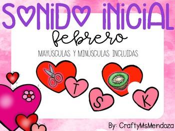 Sonido Inicial (Beginning Sound Center in Spanish)