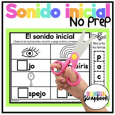 Sonido Inicial {Beginning Sounds in Spanish}