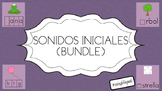 Sonido Inicial (Bundle-Spanish) Initial Sound