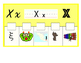 Sonido inicial (initial or beginning sound alphabet puzzle in Spanish)