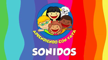 Sonidos-Canción Animada (Spanish)